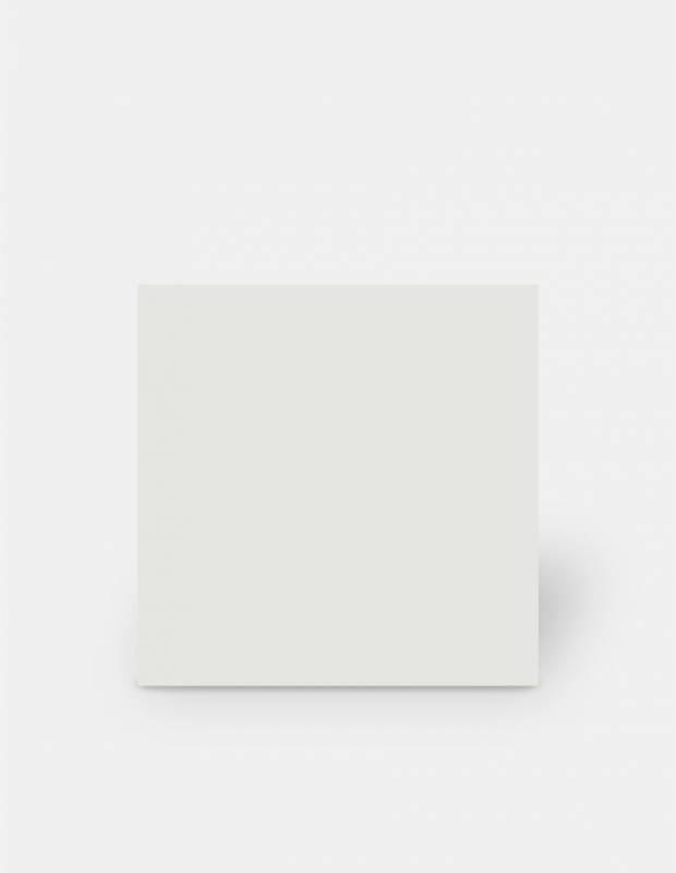 Fliese 20 × 20 weiß Comptoir du Cérame