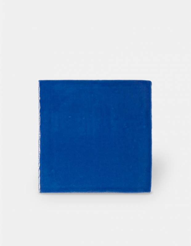 Wandfliese antik glänzend blau 10 × 10 cm - PR0809029