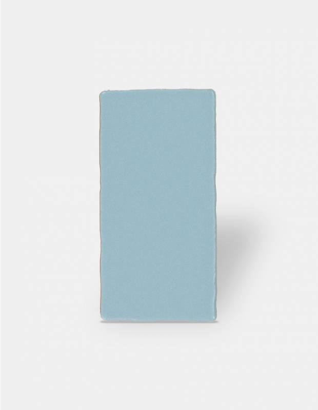 Retro-Wandfliese seidig blau - AN0802030