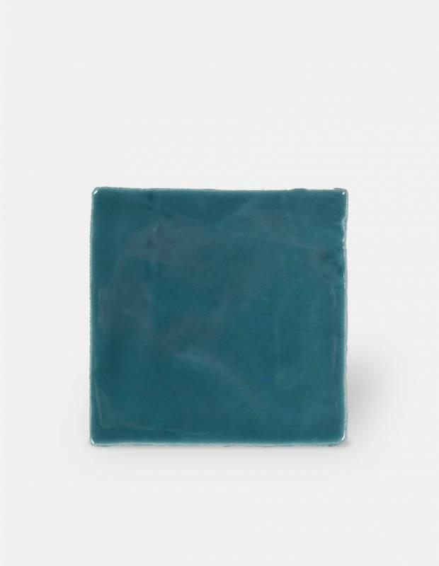 Handgearbeitete Fliese 10 × 10 Typ emaillierte Terrakotta CE1406075