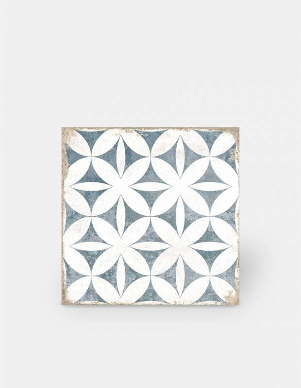 Carrelage sol à motifs mauresques - GR8504003