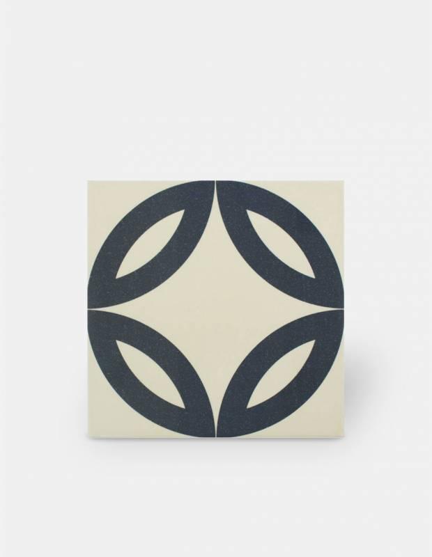 Zementfliesen-Imitat Boden und Wand 20 × 20 cm - NE0108022
