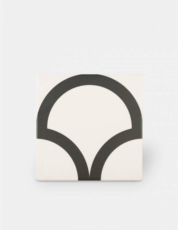 Fliese 15 × 15 cm Zementfliesen-Imitat - RA9705034