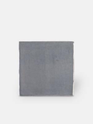 Carrelage mural ancien brillant gris 10 x 10 cm - PR0809032