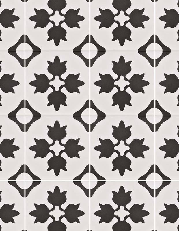 Fliese 15 × 15 Boden und Wand - CO9704030
