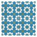 Carrelage andalou ice green 20x20