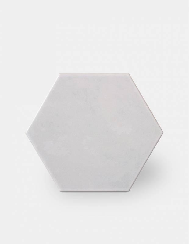 Chardon uni white chalk