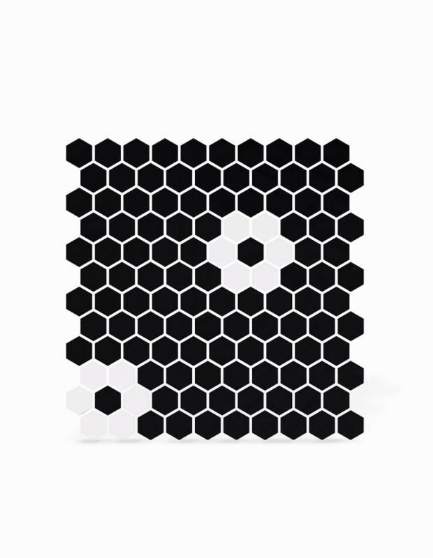 Carrelage nid d'abeille rétro - NO20010086