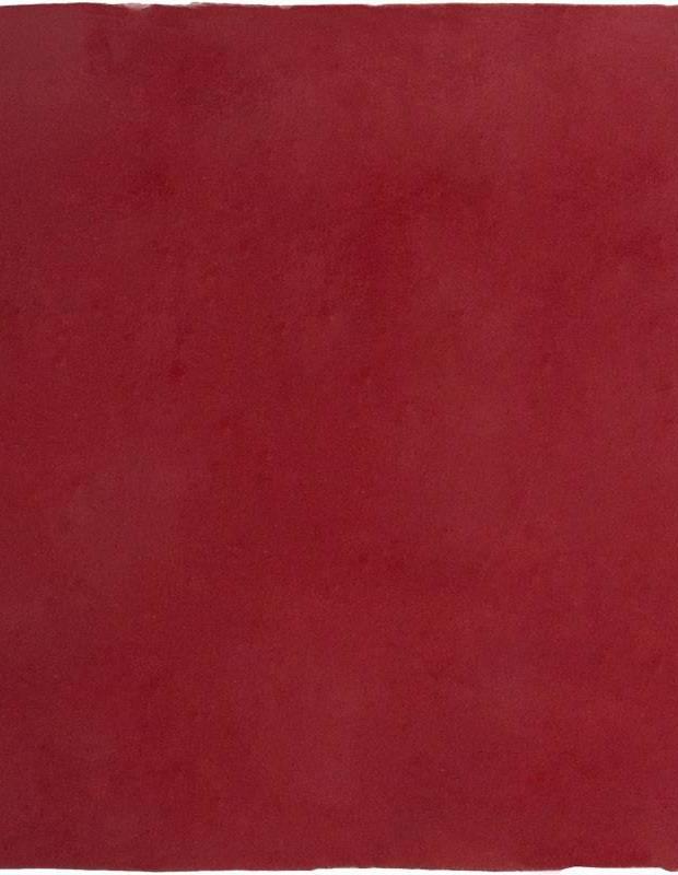 Wandfliese antik glänzend rot 10 × 10 cm - PR0809030